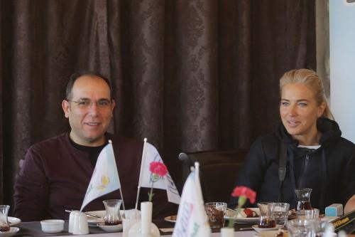 Ak Gıda Başkanı Ali Sözen_Burcu Esmersoy