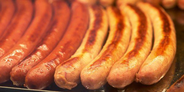 Sausages2 Naschmarkt,