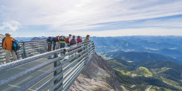 Dachstein, Südwand, Skywalk