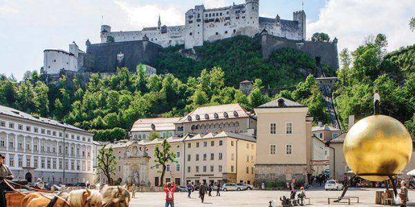 Kapitelplatz salzburg ® Tourismus Salzburg GmbH, Fotograf Bryan Reinhart