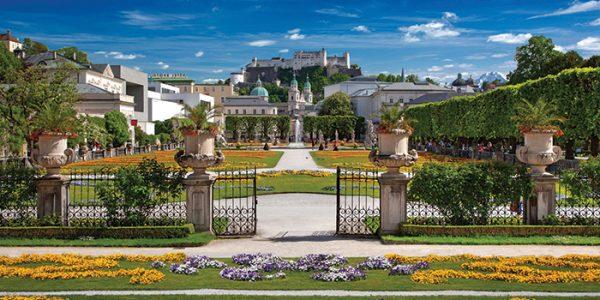 Mirabellgarten Salzburg® Oêsterreich Werbung, Fotograf Julius Silver